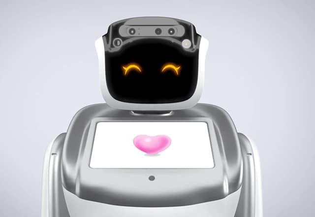 Mieten Sanbot Roboter