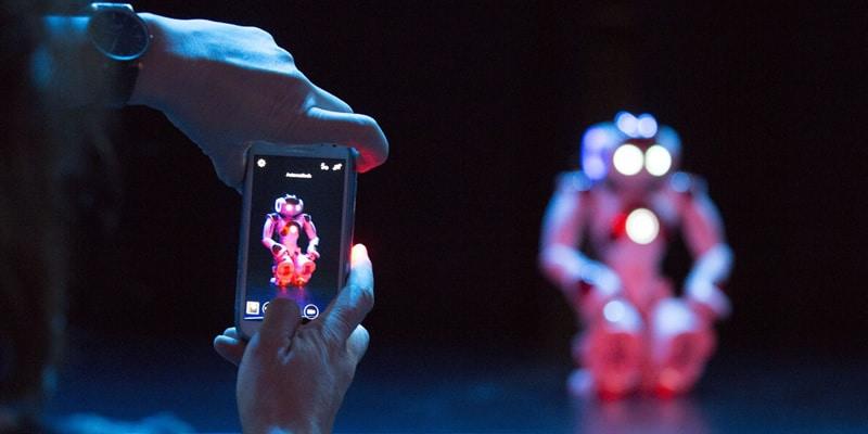 Technologie-Erlebnisse – Zukunftsraum