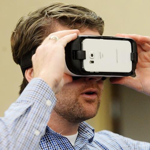 Virtuelle Realität Erfahrung Ereignis