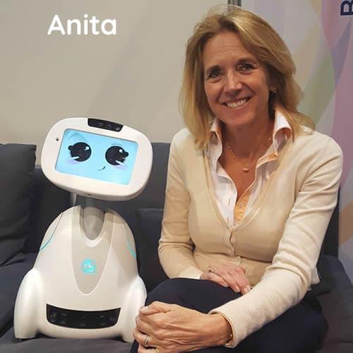 Anita Roboter Verleih
