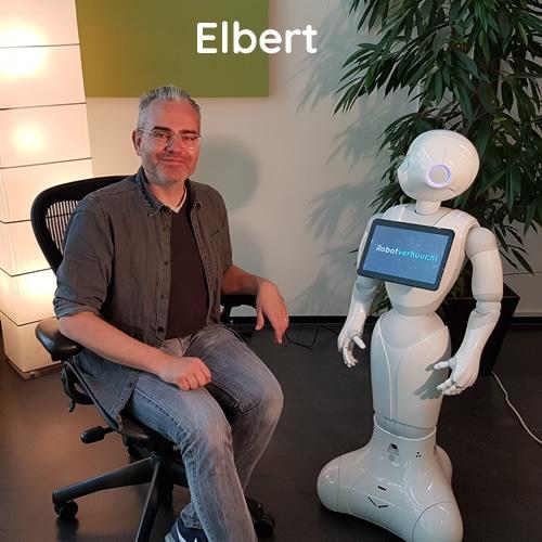 Elbert Roboter Verleih