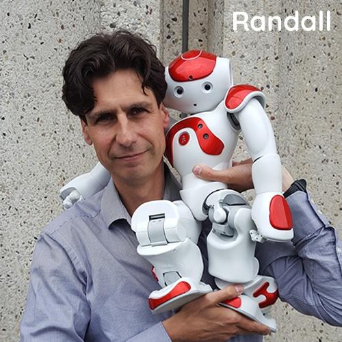 Randall Roboter Verleih