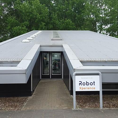 Robot rentals Netherlands