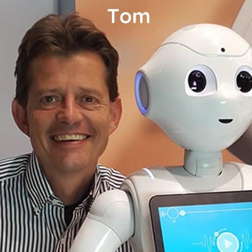 Tom Roboter Verleih