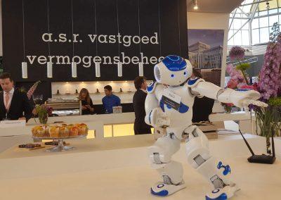 Roboter auf Ihrem Event