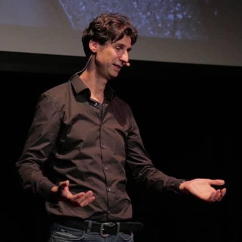 Eine großartige Zukunft mit Technologie - Vorträge-Randall van Poelvoorde