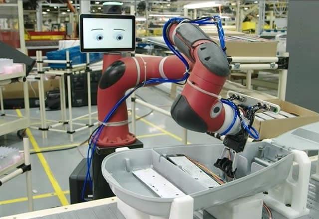 roboter paket