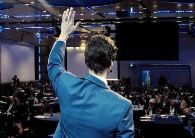 Keynote-Speaker-Technologie und Roboter