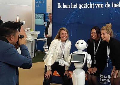 Roboter fur Innovationskultur