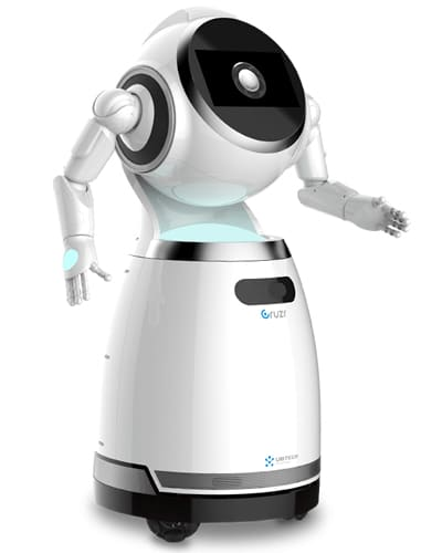 Cruzr service roboter mieten
