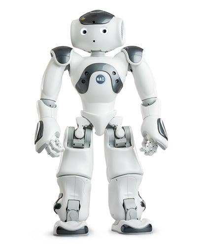 Humanoid Roboter Nao verleih
