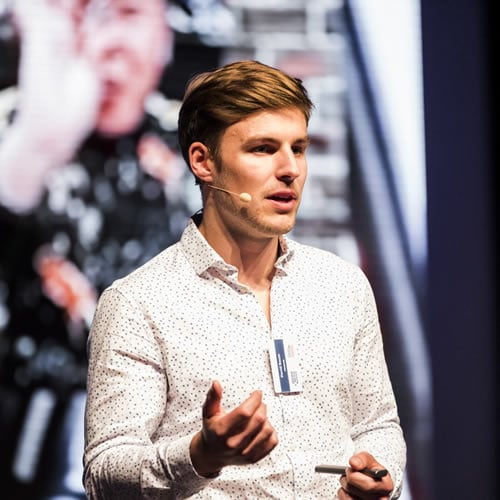 Innovation, Reise in die Zukunft-David Baum