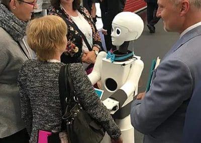 Event Roboter Yuki