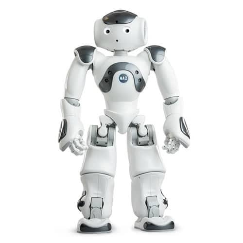 Humanoid Roboter NAO Mieten, Roboterverleih