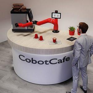 Roboter barista mieten, Roboterverleih