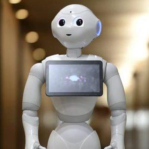 Social Roboter Pepper Mieten, Roboterverleih